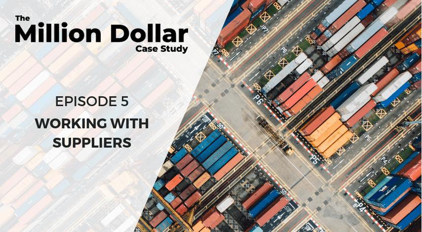 第四季亚马逊 FBA 卖家百万美金案例 – 5 本土FBA 卖家应该如何考核供应商 & 工厂和外贸公司应该如何更好为欧美亚马逊卖家服务