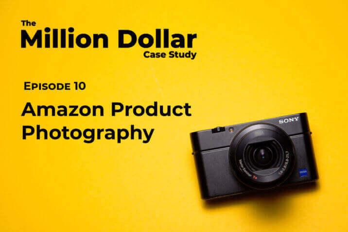 百万美金案例 – 10 亚马逊产品Listing照片
